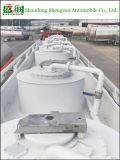 50 Aanhangwagen 3 van de Tanker van het Koolstofstaal van de Aanhangwagen van de Tankwagen van de Olie van m3 De Brandstof die van Assen Semi Aanhangwagen Vervoer