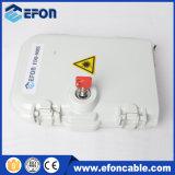 Divisore dei centri/Adaptor/PLC della scatola terminale 8 di FTTH