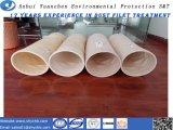 Bolso de filtro del colector de polvo de la fibra de Nomex