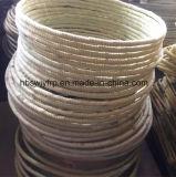 China FRP GRP de alta resistencia de rosca de fibra de vidrio maciza de hormigón hormigón