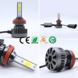 車のヘッドライトおよび自動車LEDの置換の球根が付いている車のヘッドライトの球根