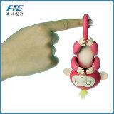 La barretta interessante sveglia di vendita calda gioca la scimmia interattiva del bambino dei pesciolini