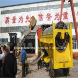 Los minerales de oro de la planta de lavado de Trommel Benificiation Precio de Venta
