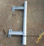 Tour de transmission en acier creuse de tube