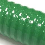 Claro Agrícolas de PVC reforçados em espiral do tubo de borracha de aspiração