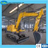 excavadora de cadenas de alta calidad/carga excavadora de cadenas LC150