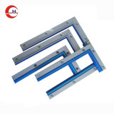 Macchina di CNC dei pulitori di modo della lega di alluminio che scarta piatto