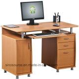 Escritório da fonte de China/mesa de madeira Home do computador com biblioteca