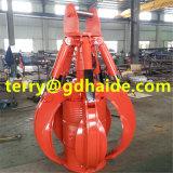 Orange Peel Hydraulic Grab für Hitachi Excavator
