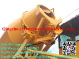 Hongyuanの機械装置の具体的なミキサーのトラックの価格、移動式具体的なミキサー、具体的なミキサー機械をロードしている自己