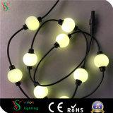 DMX 512 Farbe, die LED-Kugel-Licht für Weihnachten ändert