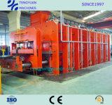 Linha Vulcanizing quente da correia transportadora da venda de China