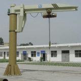 란 그네는 5t 자전 지브 기중기 호이스트를 Cranes