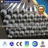 고압 ISO7866 표준 이음새가 없는 1L 알루미늄 가스통
