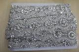 Appliques Rhinestone платья венчания нестандартной конструкции поставщика Китая Bridal