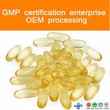 Capsule molle d'huile de poisson hauturière d'ODM de GMP