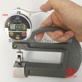 Portátiles digitales de medir el espesor de 0,01 mm
