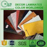 Hoja china del Formica del laminado del compacto/laminado decorativo