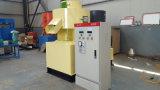 Cadena de producción de madera dura de la pelotilla de la biomasa aprobada 1-2t del Ce máquina
