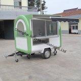 販売のための移動式フライヤーの食糧カートか電気食糧トラックまたはオートバイの食糧カート