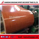 Livraison rapide de la bobine d'acier prépeint en Chine