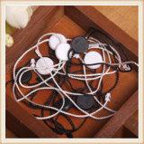 A vedação de plástico de roupa pendurada Tag string