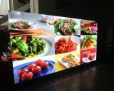 Armário de ferro de qualidade superior de fábrica sem TV LED de alta definição de porta