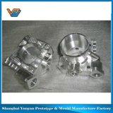 Aangepaste CNC van de Uitdrijving van het Aluminium Snelle Prototyping