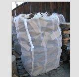 Провентилированный большой мешок для швырка пакуя обработанную ткань сетки 4 сторон Breathable, UV