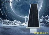 Réverbères solaires de mouvement de la détection automatique infrarouge DEL de détecteur