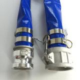 Industrielles Pumpen-Wasser-Einleitung Kurbelgehäuse-Belüftung verstärktes Layflat Rohr/Schlauch
