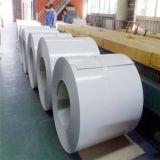 Blanco grisáceo de las bobinas de acero galvanizado, PPGI 0.18-1mm de espesor