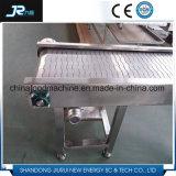 Convoyeur de plaque chaud d'acier inoxydable de vente pour la machine de nourriture