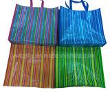 Stratifiés sac fourre-tout non tissé à la promotion ou au supermarché