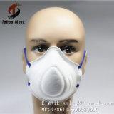 Wegwerfwekzeugspritzen-Schutz-kundenspezifische halbe Gesichts-Atemschutzmaske des wind-N95