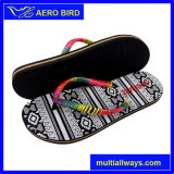 Signora Footwear Slipper del PE di modo con la decorazione della cinghia (14A280)