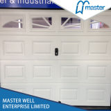 China Automatic Smart Canvas Controle Remoto Armazém Portas seccionais de garagem Painéis Preços / Kits de janela