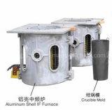 industrieller schmelzender Ofen der elektrischen Induktions-500kg für StahlFarbrication