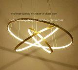 Moderne Leuchter-Lampe des Umlauf-LED (WHG-8231)
