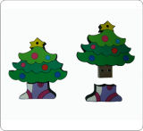 Christmas Stocking, forma una unidad flash USB