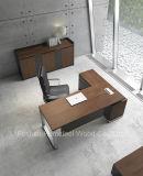 L forma moderna mesa executiva de madeira (IC-ZTXK2122)