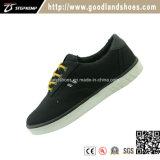Le raie neuf de qualité chausse les chaussures occasionnelles de toile pour les hommes 20236-2