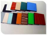 HPL decorativos impermeabilizan y la tarjeta laminada de la seguridad