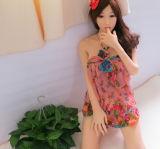 Pieno-formato Sex Toy 3D Love Doll di Certification 158cm del CE