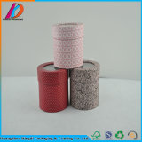 Rectángulo de encargo del tubo de cartulina del papel del regalo/rectángulo del cilindro/rectángulo redondo