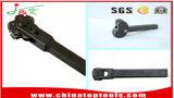 Auto -réglage de tête de pivot de l'outil en acier/moletage