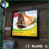 Quadro de quadro LED Menu Boards Restaurante Fast Food Light Box