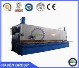 Machine de découpage hydraulique de massicot avec le contrôleur d'Estun E21S
