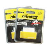 Nitroobd2 Нитро OBD2 Car Chip Tuning OBD2 Нитро OBD2 желтого цвета для бензина и красный - для дизельного двигателя