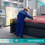 Vidro de Luoyang Landglass que modera o vidro da venda da fábrica da fornalha que modera máquinas